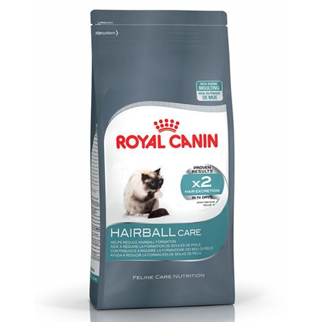 Pienso gatos Royal Canin Hairball Care