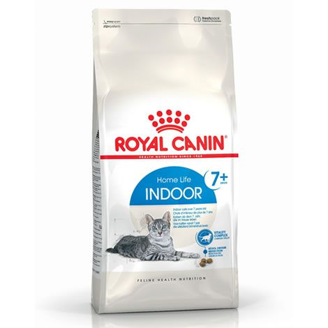 Pienso gatos Royal Canin Indoor +7