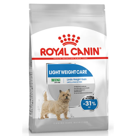 Pienso para perros Royal Canin Mini Light