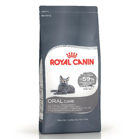 Pienso gatos Royal Canin Oral Care
