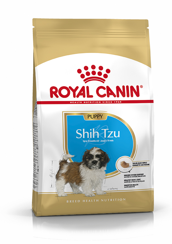 Pienso para perros Royal Canin Shih Tzu Junior