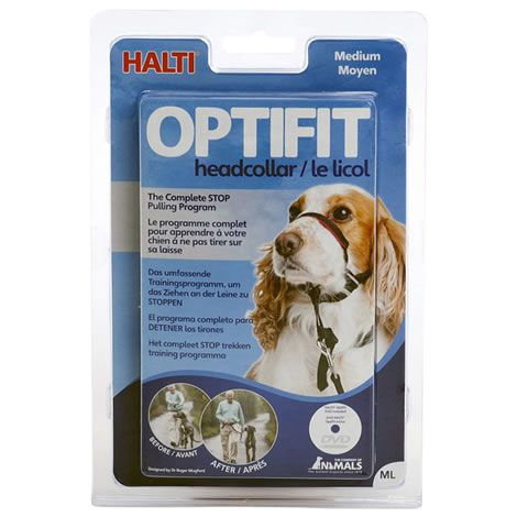 Halti optifit headcollar medium