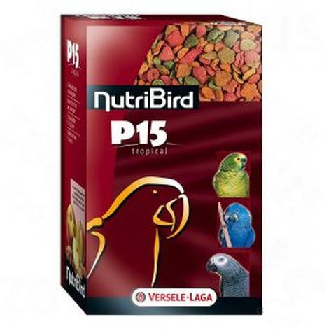 Nutribird P15 tropical