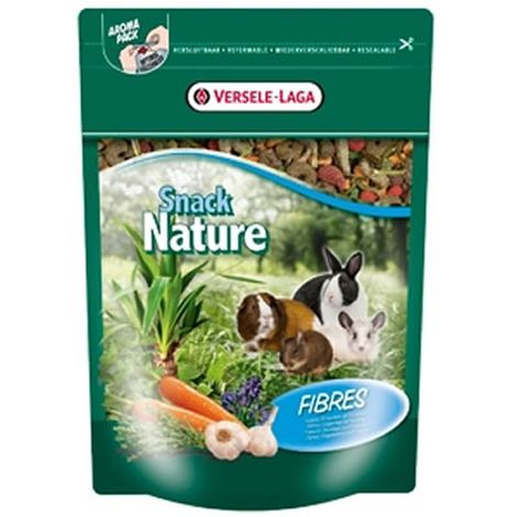 Snack nature fibres
